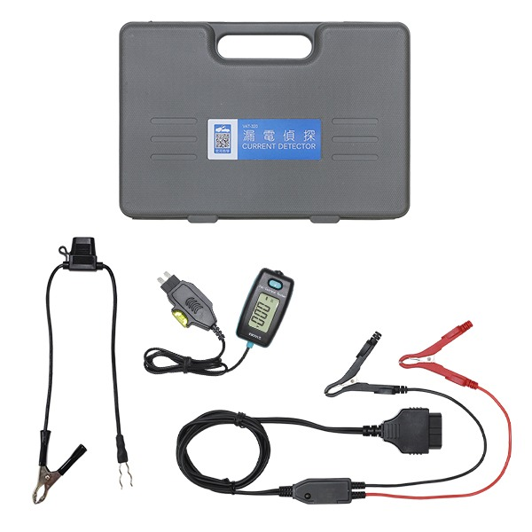 General Tools Auto Current Tester for Testing Equipment made by ECPAL VEHICLE CO., LTD. 威爾可有限公司 - MatchSupplier.com