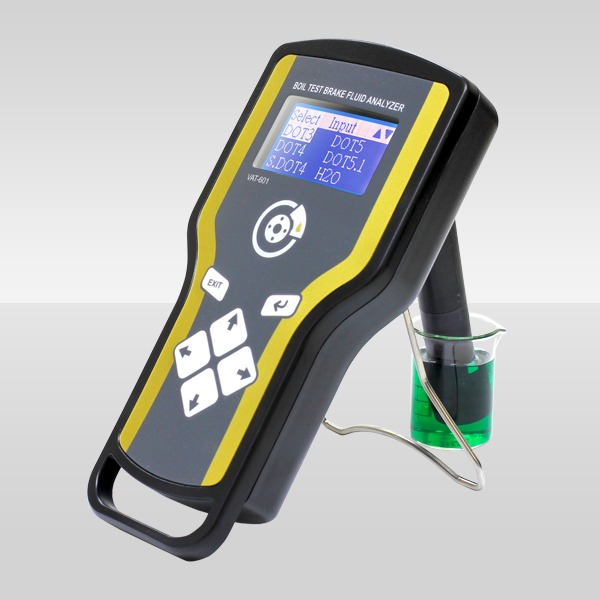 Automobile Brake Fluid Tester for Testing Equipment made by ECPAL VEHICLE CO., LTD. 威爾可有限公司 - MatchSupplier.com