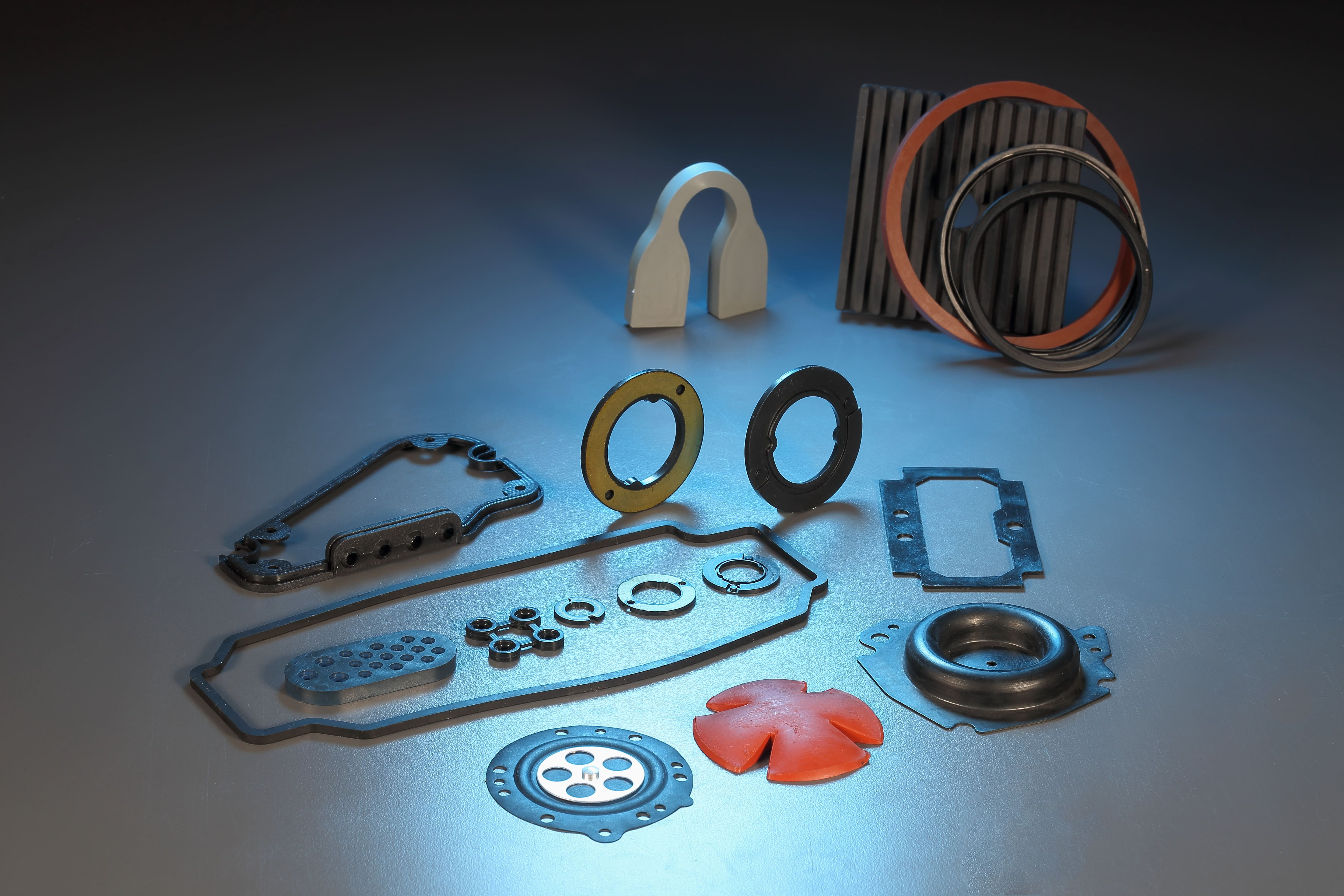 Automobile Spacer for Vehicle Fastener made by Yee Ming Ying Co., LTD. 昱銘穎有限公司 - MatchSupplier.com