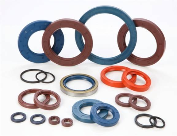 Automobile Oil Seal for Engine for Rubber, Plastic Parts made by NIYOK SEALING PARTS CO. LTD. 力成密封元件股份有限公司 - MatchSupplier.com