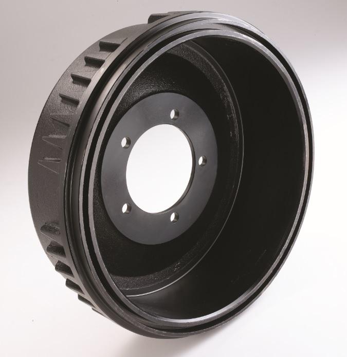 Truck / Trailer / Heavy Duty Brake Drum for Brake Systems made by SHIN-LI AUTO PARTS CO., LTD.  鑫立交通器材製造股份有限公司 - MatchSupplier.com