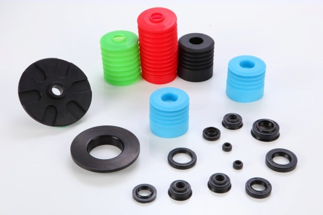 Bus Shock Absorber Bushes for Suspension & Steering Systems made by NIYOK SEALING PARTS CO. LTD. 力成密封元件股份有限公司 - MatchSupplier.com
