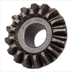 4x4 Pick Up Differential Side Gear for Transmission Systems made by Willy Enterprise Co., LTD. 緯奕工業股份有限公司 - MatchSupplier.com