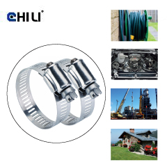 Industrial Machine / Equipment Hose Clamp for Repair Hand Tools made by CHILI DEVELOPMENT CO.,LTD.   騏勵開發股份有限公司 - MatchSupplier.com