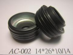 Automobile A/C Compressor Oil Seal for Air-Conditioning Systems  made by WinTek Sealing Industrial Co., LTD. 穩達密封工業股份有限公司 - MatchSupplier.com