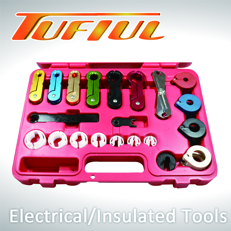 Automobile Master Deluxe Line Disconnect Tool Set for Repair Tool Set / Kit made by Chian Chern Tool Co., Ltd. 阡宸工具有限公司 - MatchSupplier.com