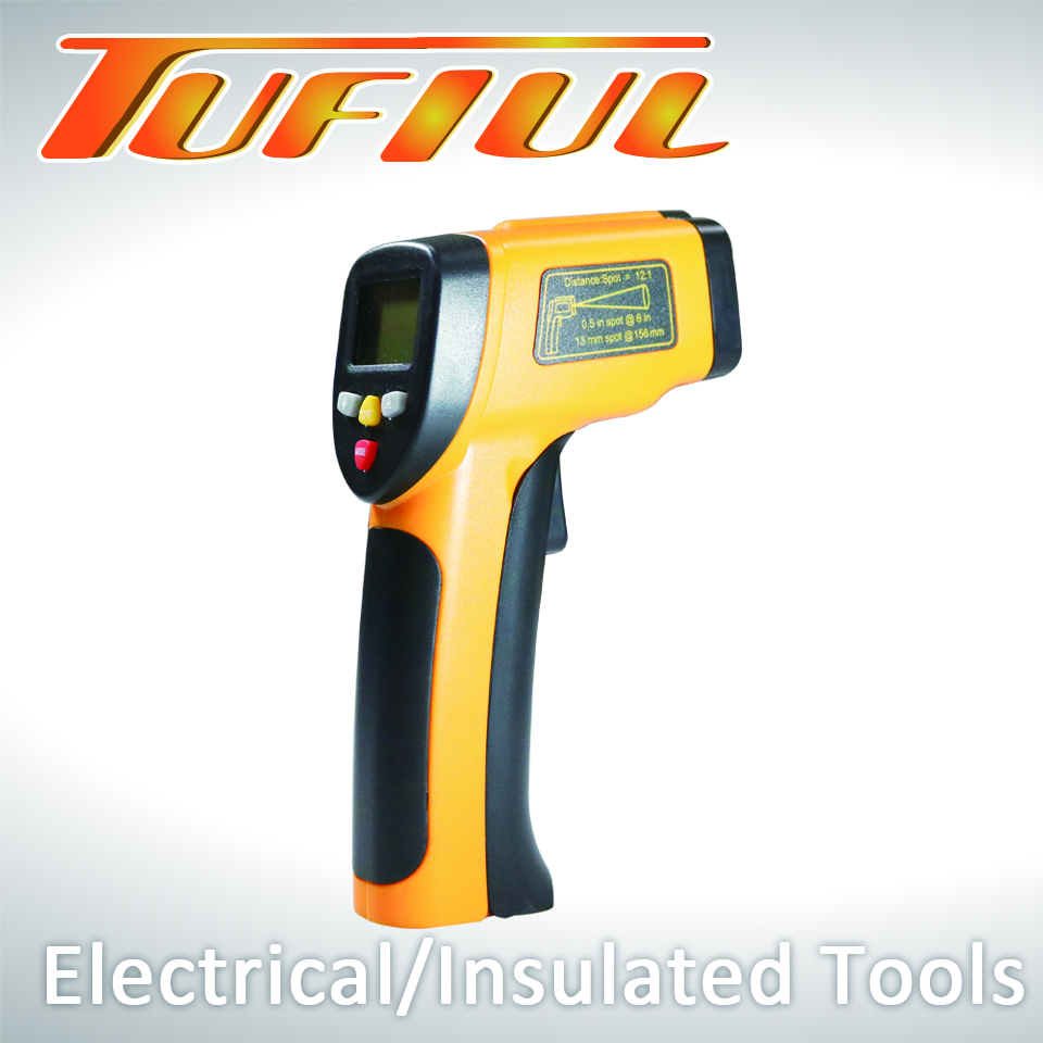 General Tools Infrared Thermometer for Testing Equipment made by Chian Chern Tool Co., Ltd. 阡宸工具有限公司 - MatchSupplier.com