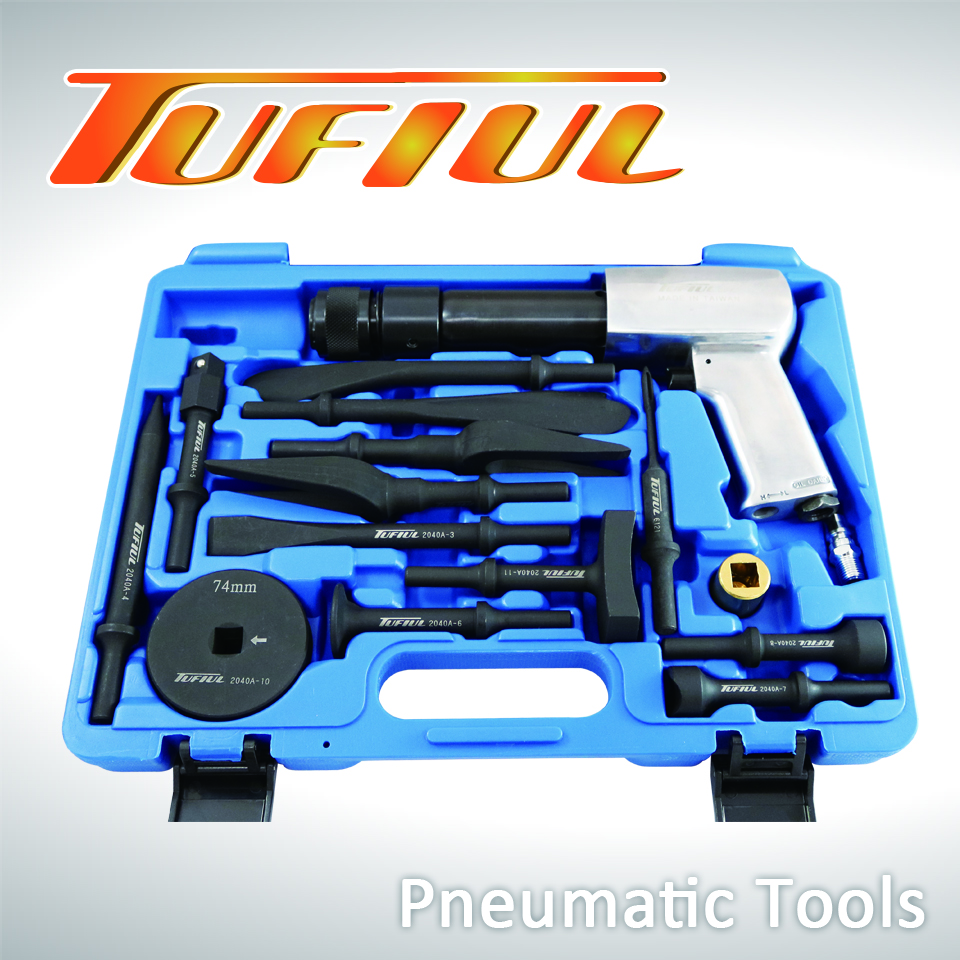 Automobile Air Hammer for Pneumatic (Air) Tools made by Chian Chern Tool Co., Ltd. 阡宸工具有限公司 - MatchSupplier.com