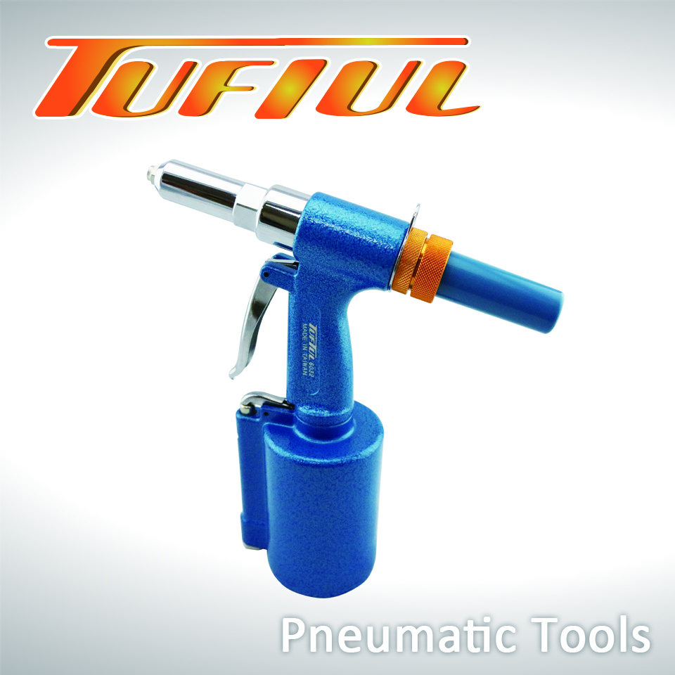 Automobile Air Riveter for Pneumatic (Air) Tools made by Chian Chern Tool Co., Ltd. 阡宸工具有限公司 - MatchSupplier.com