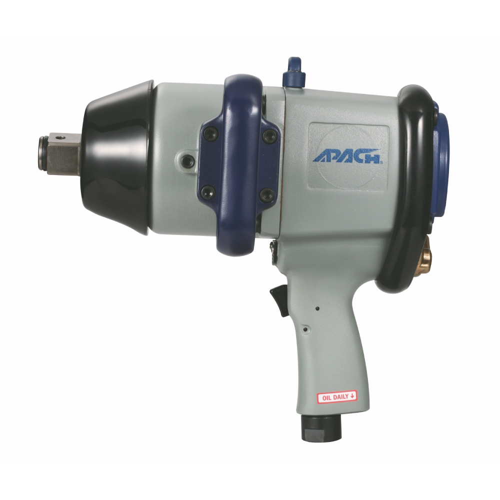 Industrial Machine / Equipment Composite Impact Wrench for Pneumatic (Air) Tools made by Apach Industrial Co., LTD 力偕實業股份有限公司 - MatchSupplier.com