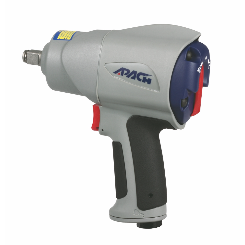 Truck / Agricultural / Heavy Duty Air Impact Wrench for Pneumatic (Air) Tools made by Apach Industrial Co., LTD 力偕實業股份有限公司 - MatchSupplier.com
