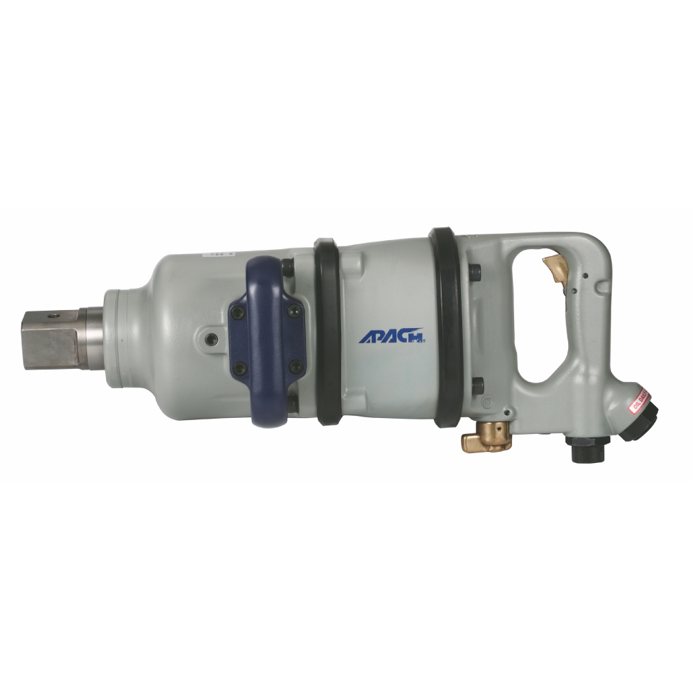 Industrial Machine / Equipment Air Impact Wrench for Pneumatic (Air) Tools made by Apach Industrial Co., LTD 力偕實業股份有限公司 - MatchSupplier.com