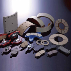 Agricultural / Tractor  Brake Pad for Brake Systems made by Luh Dah Brake Corporation 陸達工業股份有限公司 - MatchSupplier.com