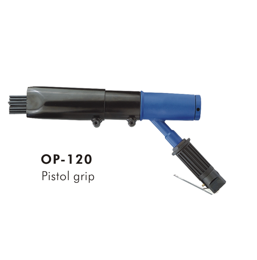 Industrial Machine / Equipment Air Needle Scaler  for Pneumatic (Air) Tools made by ONPIN PNEUMATIC INDUSTRY CO., LTD 宏斌氣動工業股份有限公司 - MatchSupplier.com