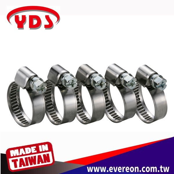 Truck / Agricultural / Heavy Duty Hose Clamp for Repair Hand Tools made by YDS Evereon Industries INC 永德興股份有限公司 - MatchSupplier.com
