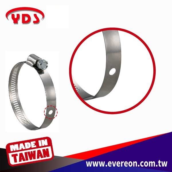 Automobile  Hose Clamp for Vehicle Fastener made by YDS Evereon Industries INC 永德興股份有限公司 - MatchSupplier.com