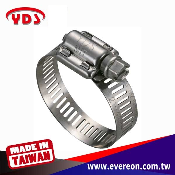 Bus Hose Clamp for Fuel Systems & Engine Fittings made by YDS Evereon Industries INC 永德興股份有限公司 - MatchSupplier.com