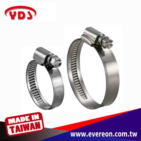 Automobile Hose Clamps for Air-Conditioning Systems  made by YDS Evereon Industries INC 永德興股份有限公司 - MatchSupplier.com