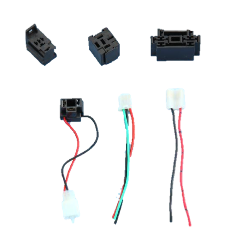 Bus Socket for Sensor & Relay made by ZUNG SUNG ENTERPRISE CO., LTD. 積順企業有限公司 - MatchSupplier.com