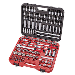 Automobile Socket Sets for Repair Tool Set  made by GOLDEN ROOT CO., LTD     金根貿易股份有限公司 - MatchSupplier.com