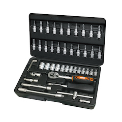 Bicycle / Motorcycle Socket Sets for Repair Tool Set  made by GOLDEN ROOT CO., LTD     金根貿易股份有限公司 - MatchSupplier.com