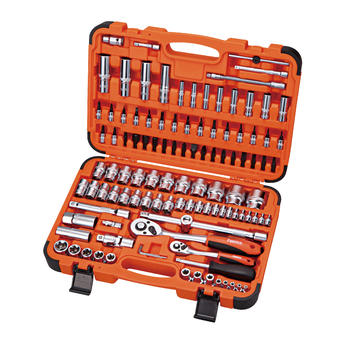 Truck / Agricultural / Heavy Duty Socket Sets for Repair Tool Set  made by GOLDEN ROOT CO., LTD     金根貿易股份有限公司 - MatchSupplier.com