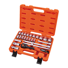 Industrial Machine / Equipment Socket Sets for Repair Tool Set  made by GOLDEN ROOT CO., LTD     金根貿易股份有限公司 - MatchSupplier.com
