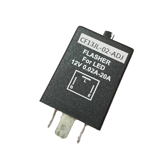 Automobile LED Flasher Relay for Sensor & Relay made by ZUNG SUNG ENTERPRISE CO., LTD. 積順企業有限公司 - MatchSupplier.com