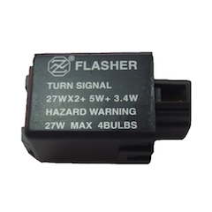 Truck / Trailer / Heavy Duty Flasher Relay  for Sensor & Relay made by ZUNG SUNG ENTERPRISE CO., LTD. 積順企業有限公司 - MatchSupplier.com