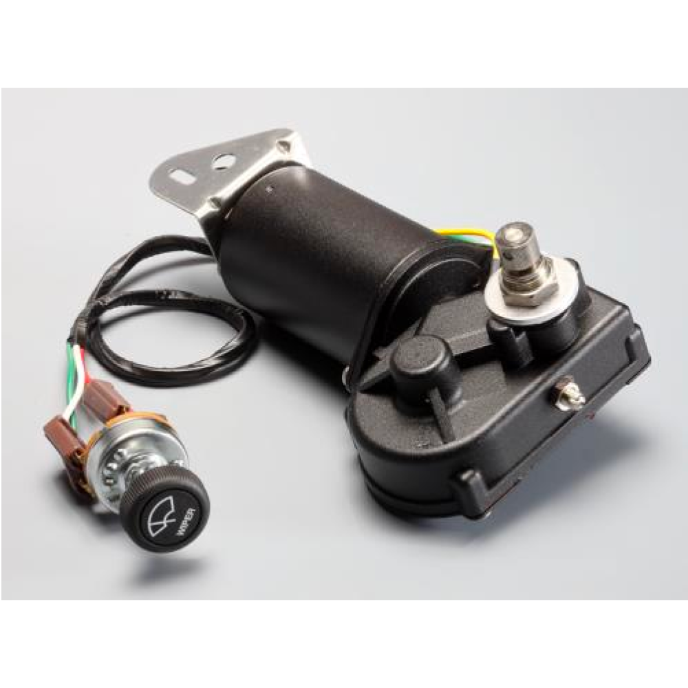 Automobile Windshield Motor for Electrical Parts made by Gentle & Honor International Co., LTD. 信睦股份有限公司 - MatchSupplier.com