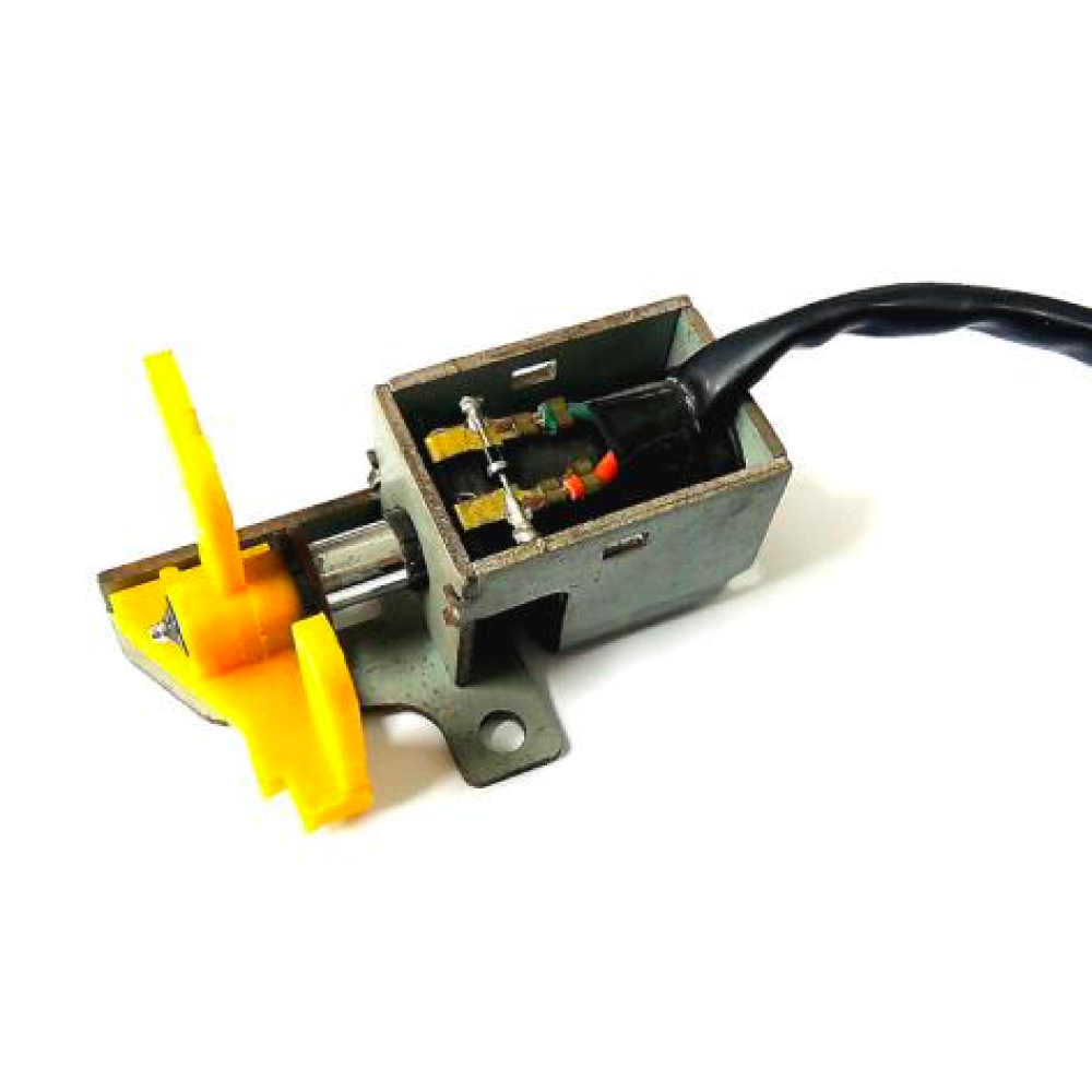 Automobile Electromagnetic Lock for Electrical Parts made by Gentle & Honor International Co., LTD. 信睦股份有限公司 - MatchSupplier.com