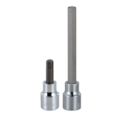 Truck / Agricultural / Heavy Duty Insert Bit Socket-Hex for Repair Hand Tools made by INFAR INDUSTRIAL CO., LTD. 	英發企業股份有限公司 - MatchSupplier.com