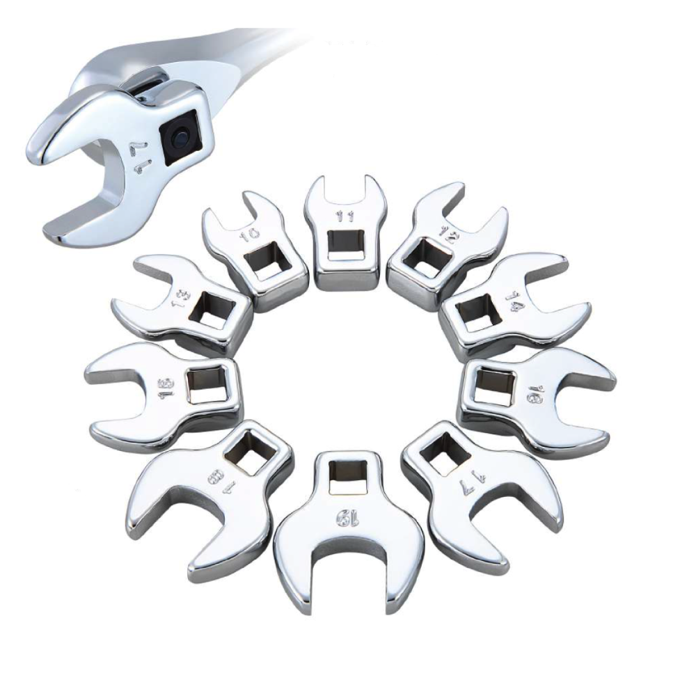 Automobile Crowfoot Wrench for Repair Hand Tools made by INFAR INDUSTRIAL CO., LTD. 	英發企業股份有限公司 - MatchSupplier.com