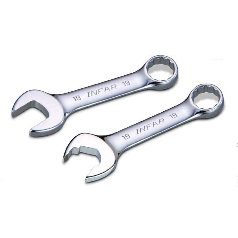 Bicycle / Motorcycle Stubby Combination Wrench for Repair Hand Tools made by INFAR INDUSTRIAL CO., LTD. 	英發企業股份有限公司 - MatchSupplier.com