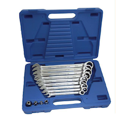 Truck / Agricultural / Heavy Duty Ratchet Wrench Tool Set for Repair Tool Set  made by INFAR INDUSTRIAL CO., LTD. 	英發企業股份有限公司 - MatchSupplier.com