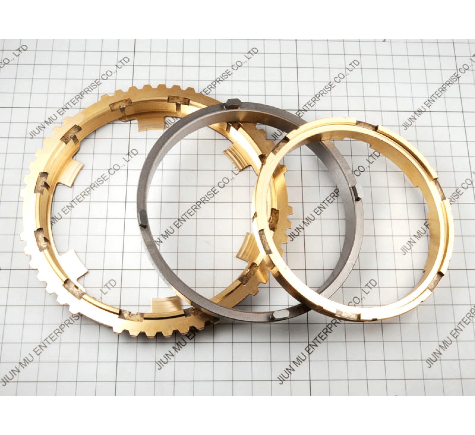 Bus Synchronizer Ring for Transmission Systems made by JIUN MU ENTERPRISE CO., LTD. 均牧實業股份有限公司 - MatchSupplier.com