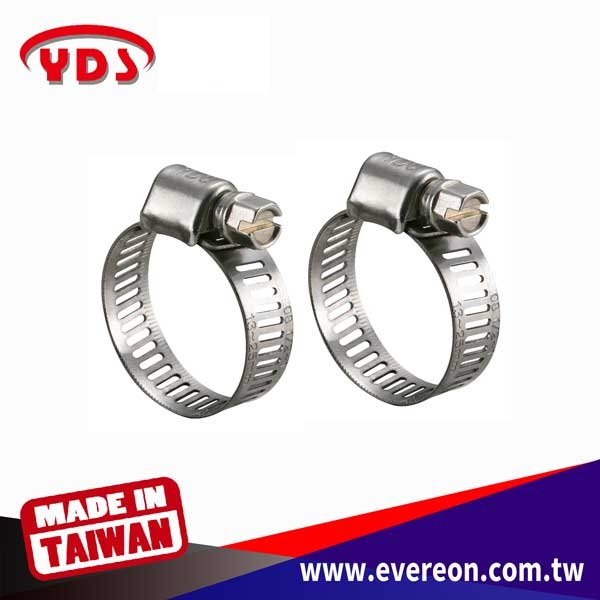Truck / Trailer / Heavy Duty  Hose Clamps for Cooling Systems made by YDS Evereon Industries INC 永德興股份有限公司 - MatchSupplier.com