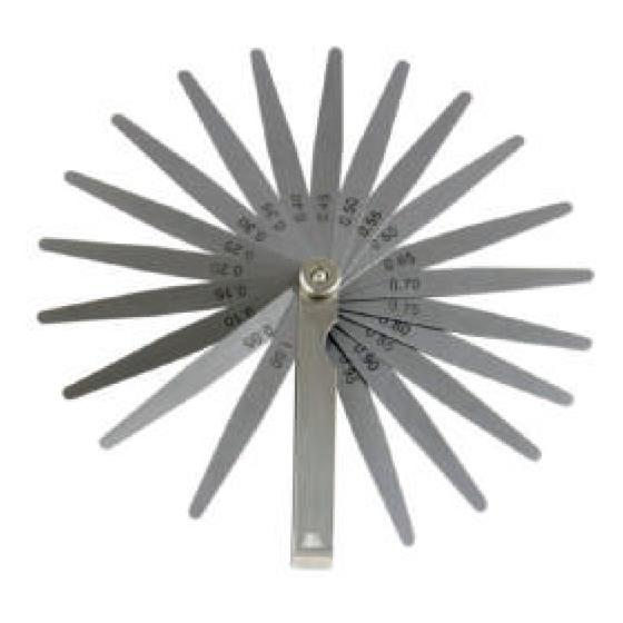 General Tools Feeler Gauges for Testing Equipment of  Vehicle  made by Chain Bin Enterprise Co., Ltd.     兼斌企業有限公司 - MatchSupplier.com