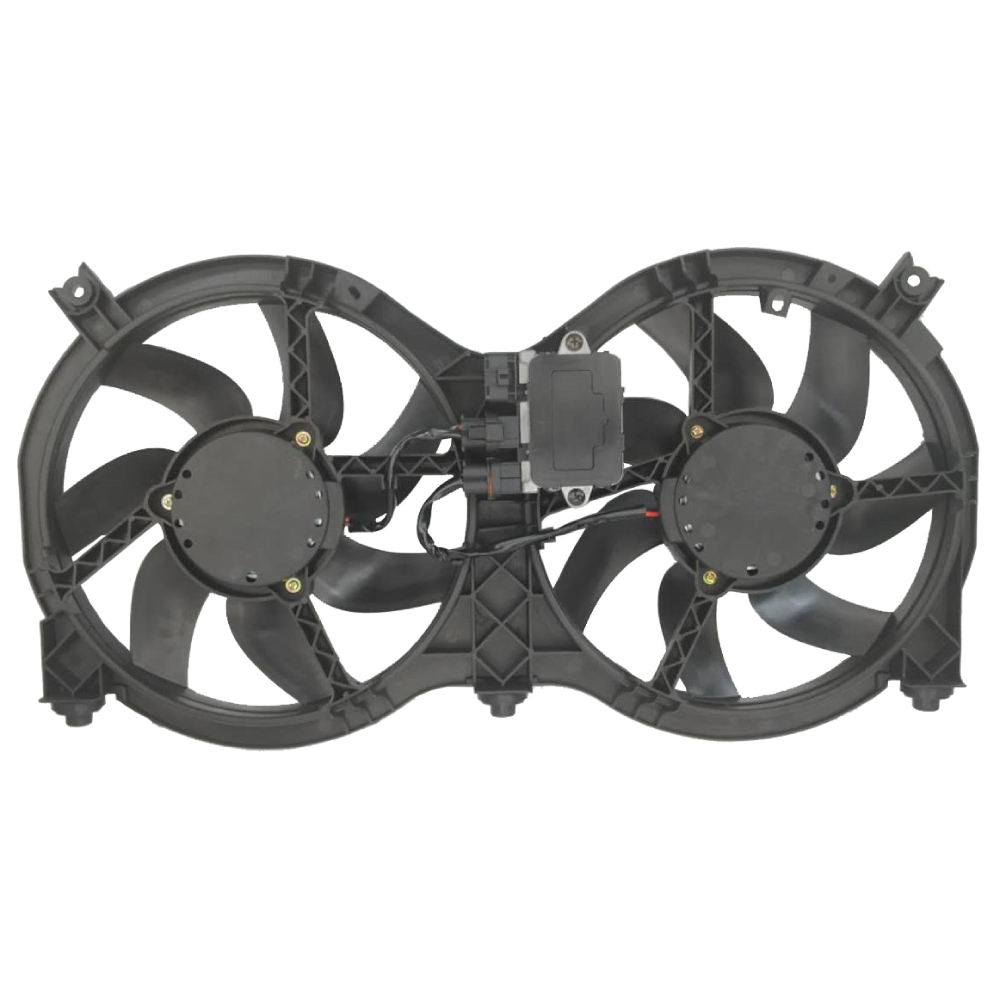 Automobile Radiator Cooling Fan for Cooling Systems made by Chin Lang Autoparts Co., Ltd     今稜企業股份有限公司 - MatchSupplier.com
