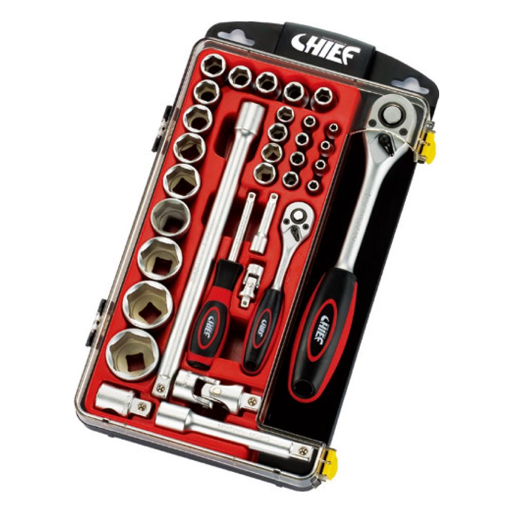 General Tools Socket Sets for Repair Tool Set  made by Chief Hand Tool /Joong Jya/SHY FENG Enterprise Co., Ltd. 鐘佳/祥豐企業股份有限公司 - MatchSupplier.com