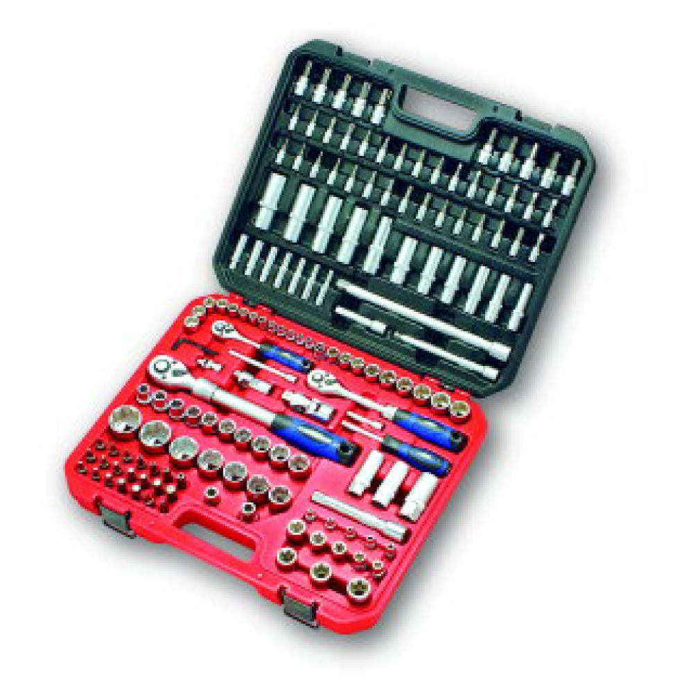 General Tools Ratchet&Socket Set for Repair Tool Set  made by Chief Hand Tool /Joong Jya/SHY FENG Enterprise Co., Ltd. 鐘佳/祥豐企業股份有限公司 - MatchSupplier.com