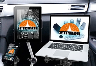 Automobile Laptop/Tablet/Phone Mounts for Auto Interior  Accessories made by SHINIEST INDUSTRIES, INC. 冠勉企業有限公司 - MatchSupplier.com