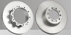 Truck / Trailer / Heavy Duty Brake Rotor for Brake Systems made by Yar Jang Industrial Co.,Ltd. 亞璋工業股份有限公司 - MatchSupplier.com