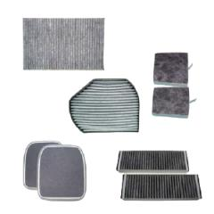 Automobile Pollen Filter for Air-Conditioning Systems  made by YI-LIN MOTOR PARTS CO., LTD. 	宜霖交通器材股份有限公司 - MatchSupplier.com