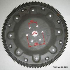Truck / Trailer / Heavy Duty Flywheel for Diesel Engine Parts made by MAIN LAND HANDLING PARTS CO., LTD. 大陸運搬機械股份有限公司 - MatchSupplier.com