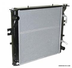 Truck / Trailer / Heavy Duty Radiator for Cooling Systems made by MAIN LAND HANDLING PARTS CO., LTD. 大陸運搬機械股份有限公司 - MatchSupplier.com