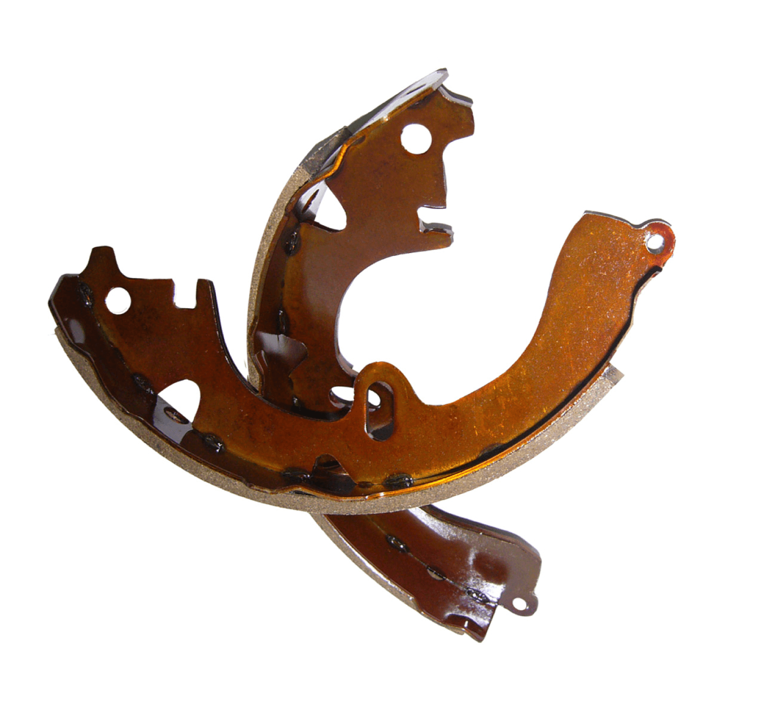 Automobile Drum Brake Shoes for Brake Systems made by Taiwan Brake Technology Corp. 勤晟工業股份有限公司 - MatchSupplier.com