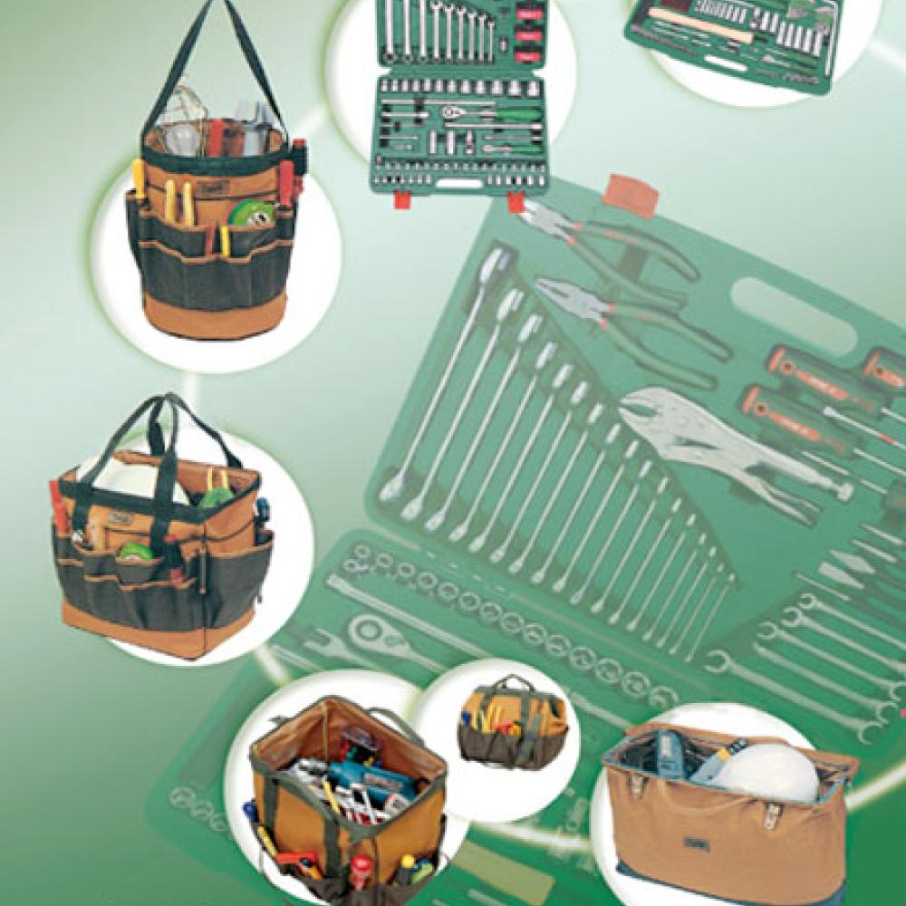 General Tools Tool Bags for Repair Tool Set  made by HANS tool industrial Co., Ltd. 向得行興業股份有限公司 - MatchSupplier.com