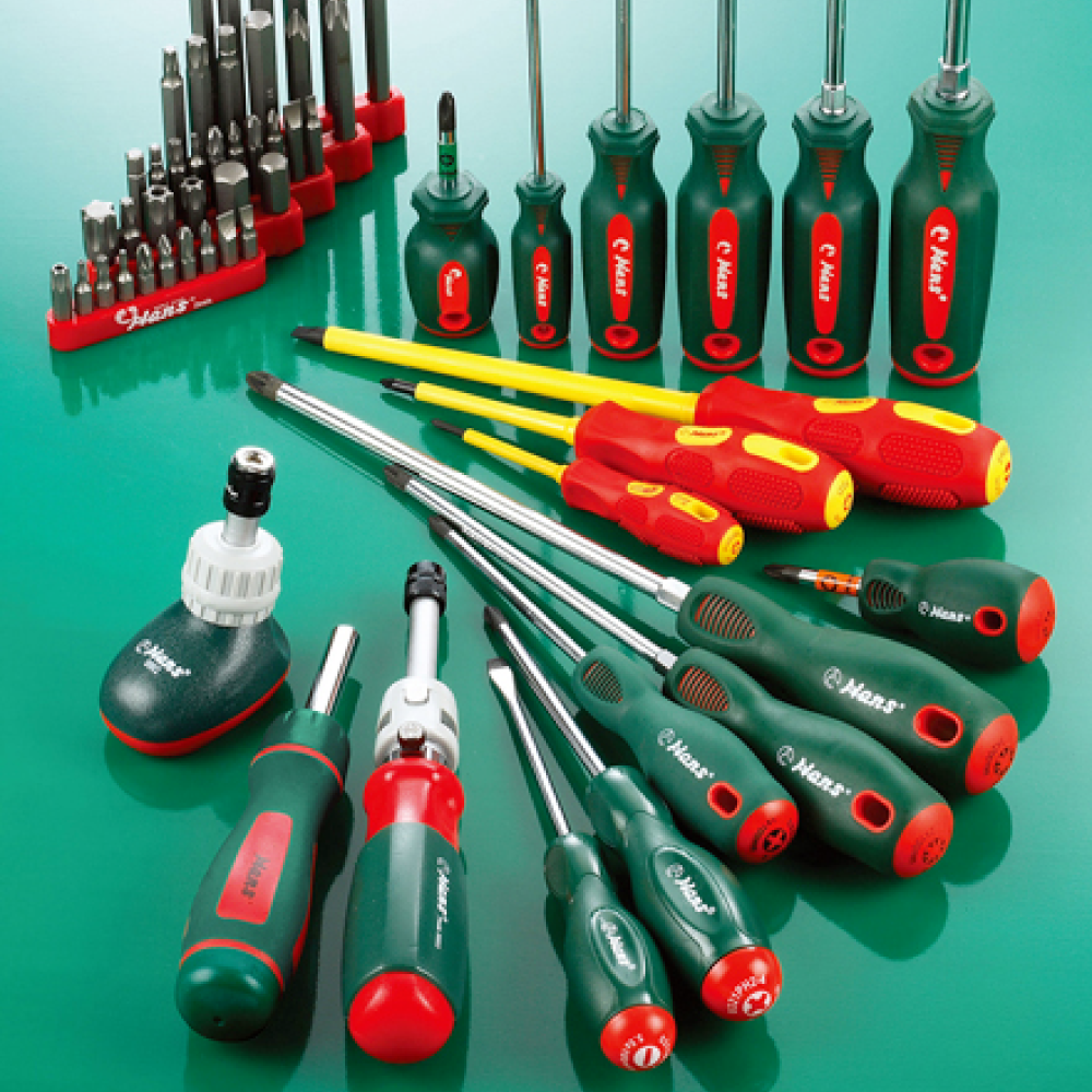 General Tools Screwdriver Set for Repair Tool Set  made by HANS tool industrial Co., Ltd. 向得行興業股份有限公司 - MatchSupplier.com