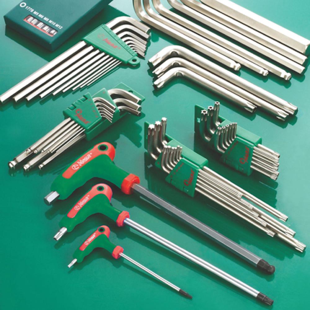 Automobile Hex Key Wrench Set for Repair Tool Set  made by HANS tool industrial Co., Ltd. 向得行興業股份有限公司 - MatchSupplier.com